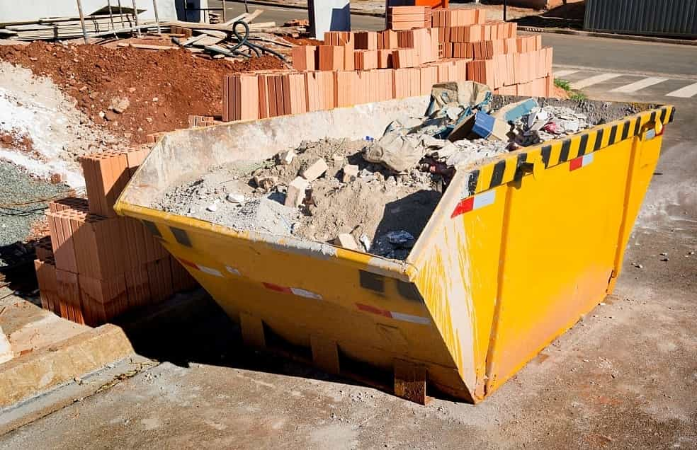 Construction Waste Material Removal